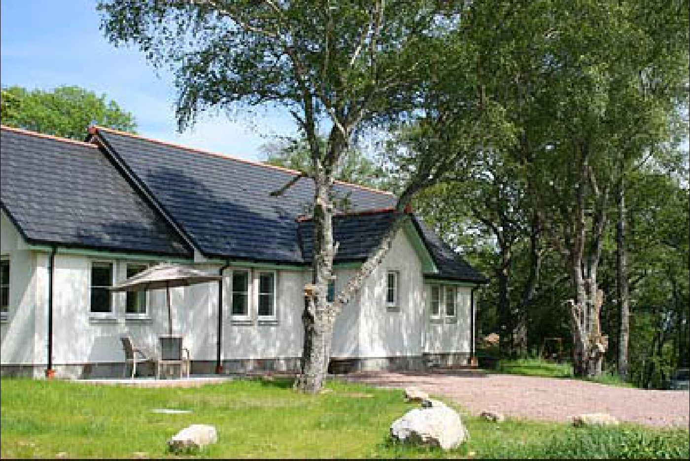 The Firs Cottage exterior